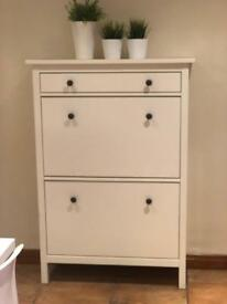 Ikea Hemnes shoe cabinet / unit £70 ono