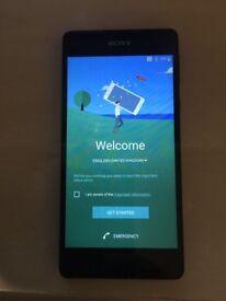 Sony Experia E5 16GB Tesco/o2