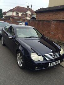 Mercedes c220 Diesel Auto