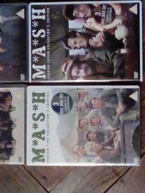 Mash Dvd Box Sets