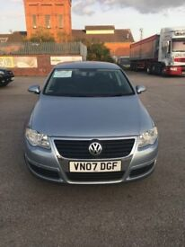 VW Passat 2007 Good Bodywork Manual Automatic Windows remote locking MOT May 2018