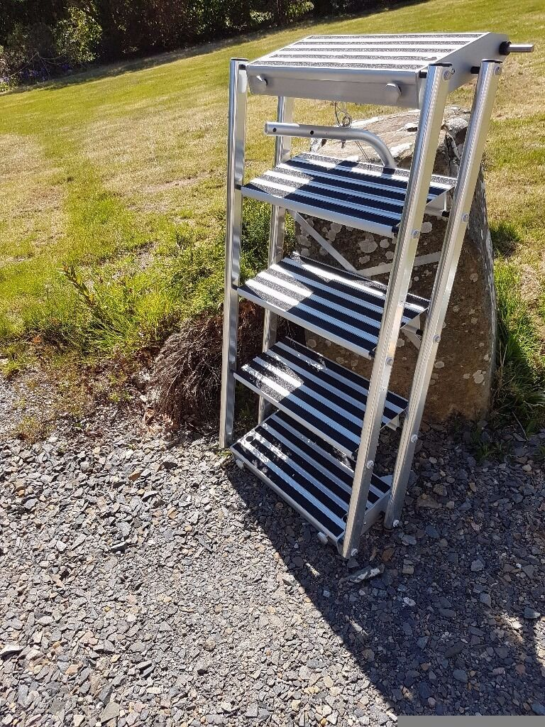 Boat Boarding Steps In Largs North Ayrshire Gumtree