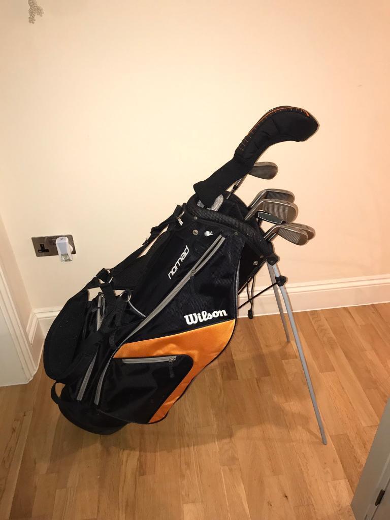 Golf clubs - Wilson X31