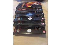 6 DVDs thriller