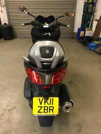 Yamaha 125 xmax