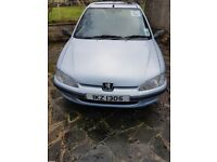 peugeot 106 independence 1.1. 2002. 44,000 miles. clean original,unwanted gift.