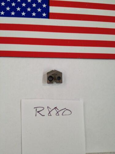 """1 NEW 10.2 MM ALLIED SPADE DRILL INSERT BIT. 15YT-10.2 AMEC.(.401"""") USA  (R880)"""