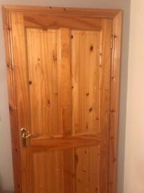 10 X Pine doors