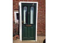 composite front door £55