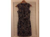 Warehouse Dress size 8-only worn twice