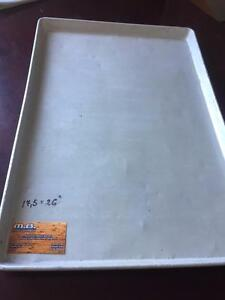 Commercial Grade Full Size Aluminum Sheet Pan for Baking Bread, Cookie,Pastries