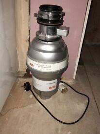 Waste disposal unit - Franke Turbo Plus TP-125B batch feed