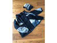 Helly Hansen Ski Jacket With Zip-In Fleece Mens Size Large