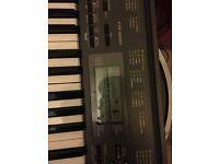 Casio CTK- 2200 keyboard cheap £60
