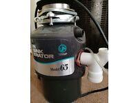 Insinkerator 65 waste disposal