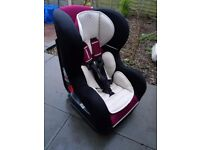 Car Seat - Red for sale