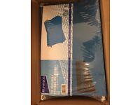 50 blue suspension files