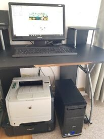 Desktop PC (Intel Pentium(R) Dual-Core E5500 2GB Windows 10 Home Premium