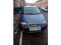 CHEVROLET KALOS SE 2007 1.1 PETROL GREAT LITTLE CAR