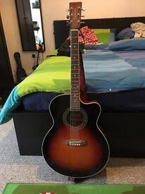 Tanglewood Discovery Deluxe Guitar