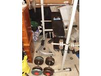 Home gym Equipment under 150kg