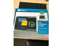 Safescan time attendance system boxed
