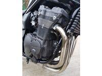 Suzuki bandit 1200 k6 engine&carbs runs fine 1800 miles serviced £950 TEXT Dave 07831364496