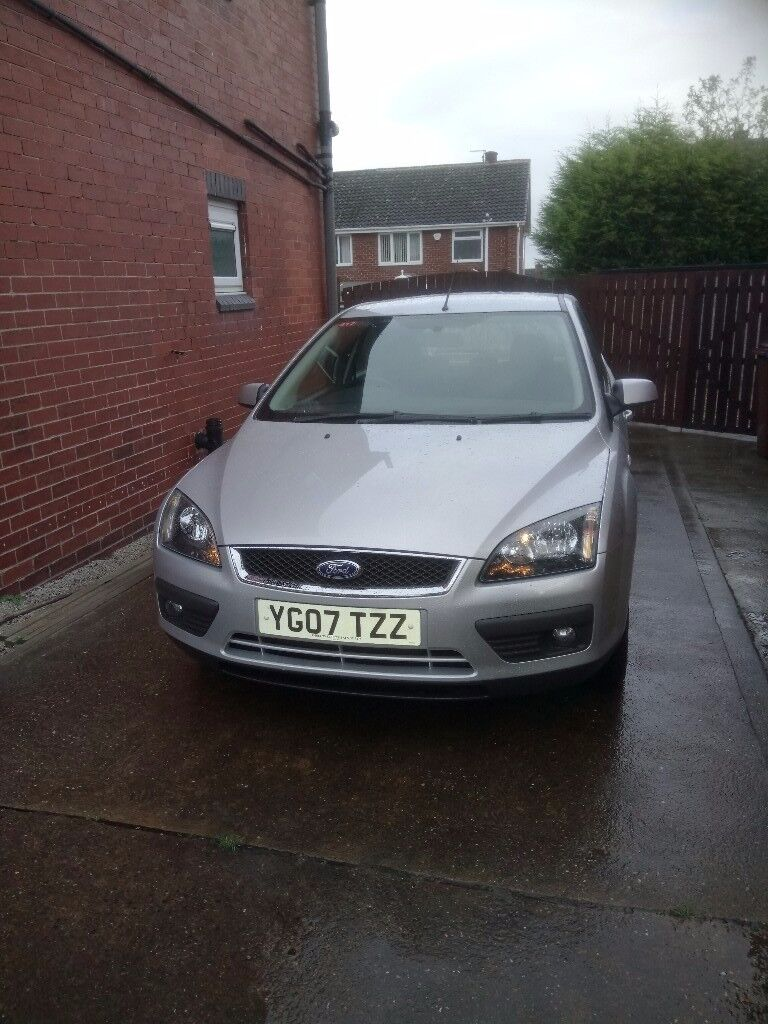 Ford Focus 1.8 climate