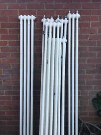 Column radiators - second hand