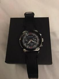 Designer Men's Police Watch Like New