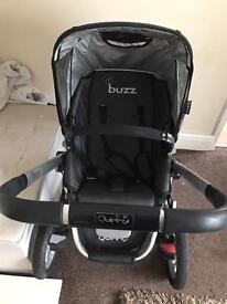 Quinny Buzz push chair