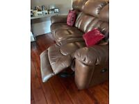 3,seater recliner
