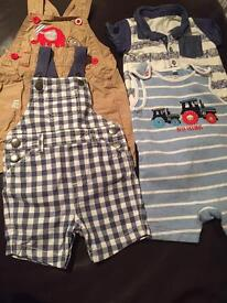 Baby Boys 3-6 Months bundle of clothes