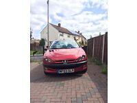 Peugeot 03 Red