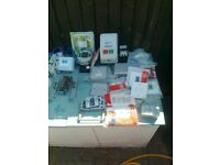 Job Lot of New Commerical Electrical Supplies