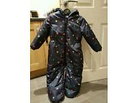 Snow suit from next like new