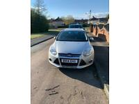 2014 Silver Ford Focus(spares or repairs)