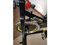 Exercise bike bodymax b2 indoor studio