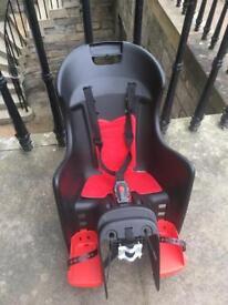 Child bike seat (Polisport Boodie) brand new