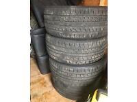 """225 35 20"""" Tyres Set Of 4"""