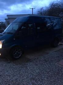 Ford Transit crew-van