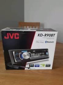 JVC KD-R90BT Car Head Unit