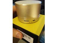 Bluetooth speaker (NEW)