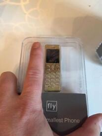 Smallest phone in the world