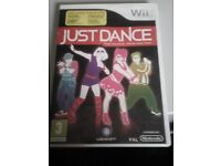 Nintendo Wii Just Dance 2009 game bargain