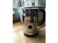 Nespresso Aeroccino milk steamer and froth maker
