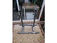 Squat rack / stands