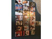 22 dvds