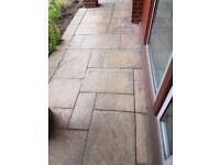 garden paving tiles for free
