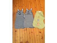 Baby sleeping bags (6-12 months)